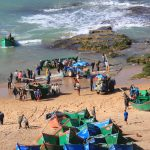 Życie w wiosce rybackiej