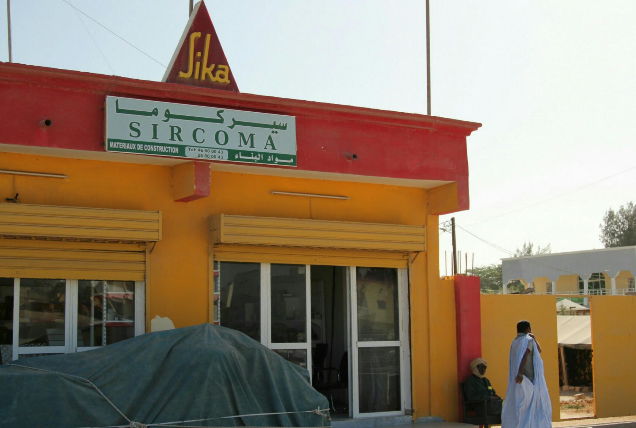Sika.Mauretania