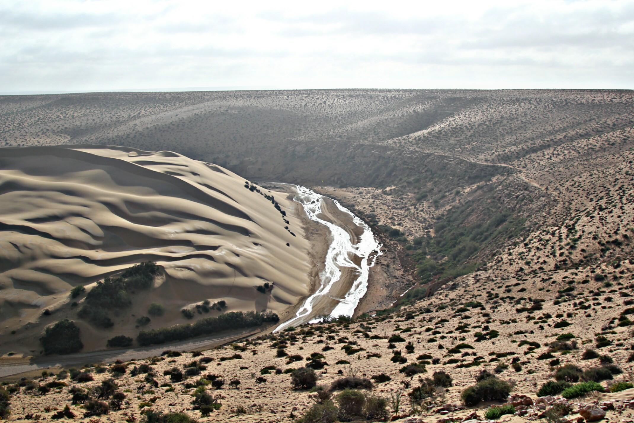 Maroko.Fort Aoreora