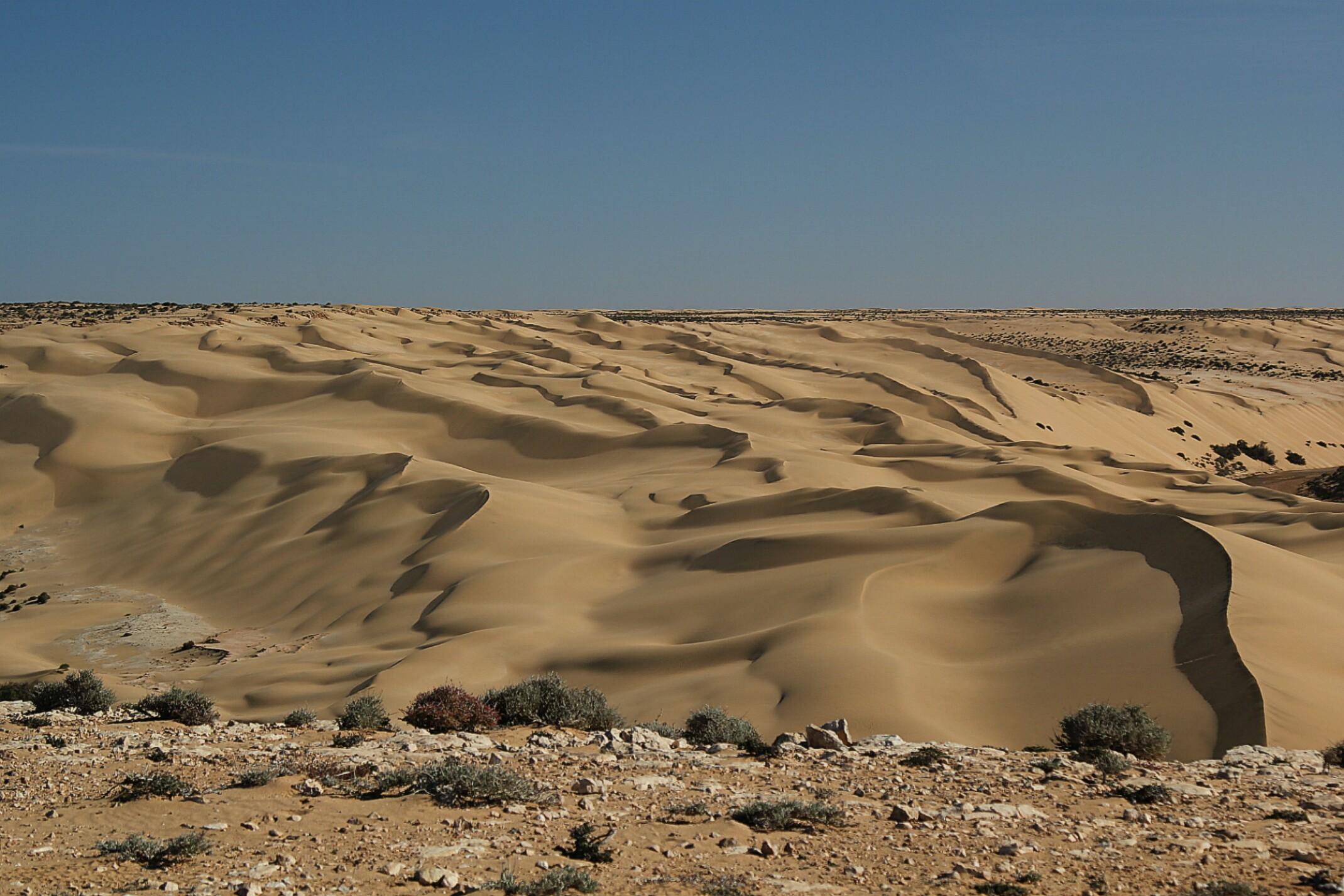 Droga do starego fortu Aoreora w Maroku