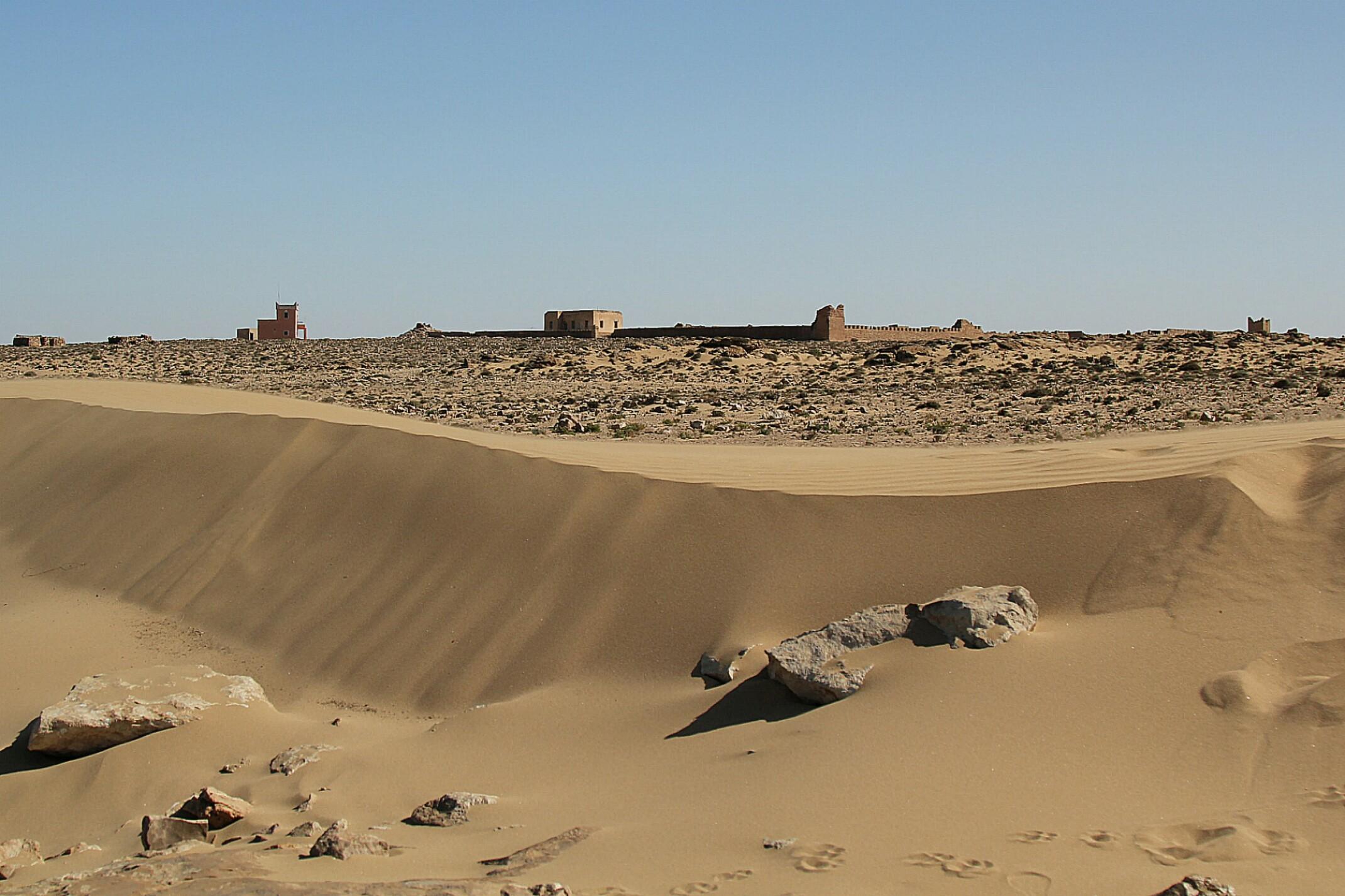 Aoreora.Maroko.Stary fort
