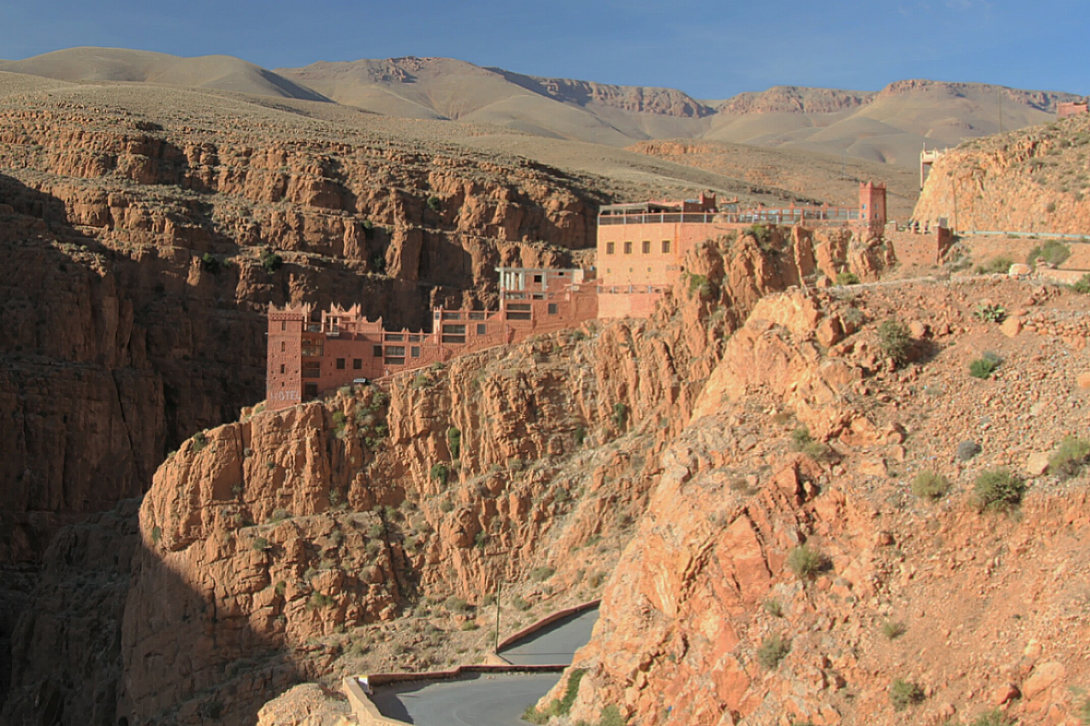 Maroko.Timzzillite.Dolina Dades