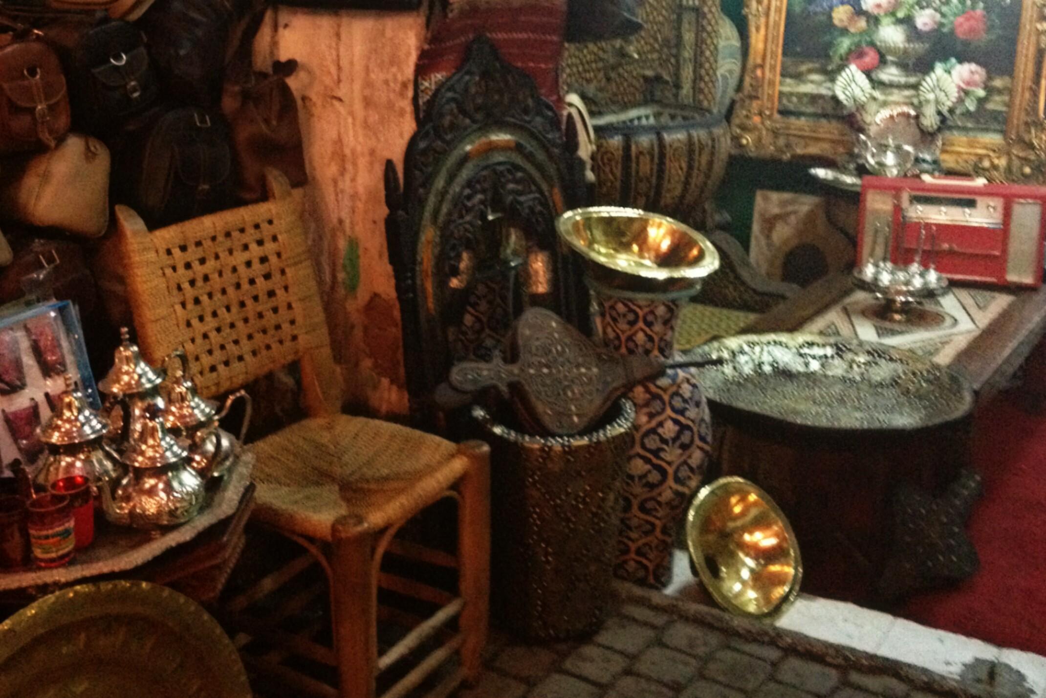 Maroko.Marakesz,Plac Dżamaa al-Fina