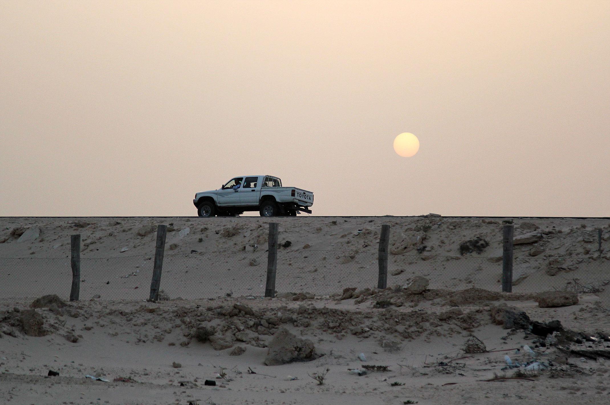 Mauretania,przewodnik