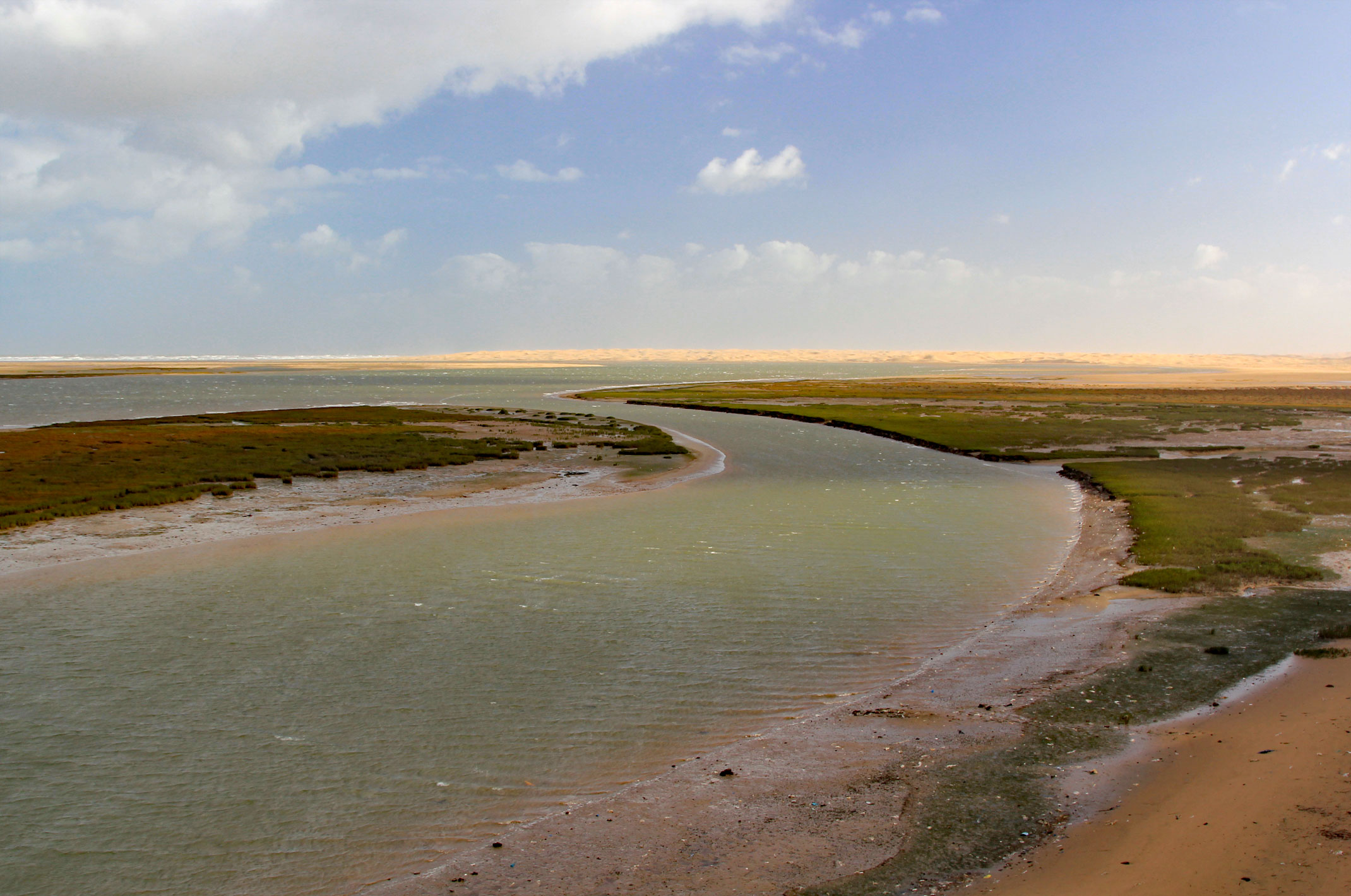 Maroko.Park Narodowy Khenifiss