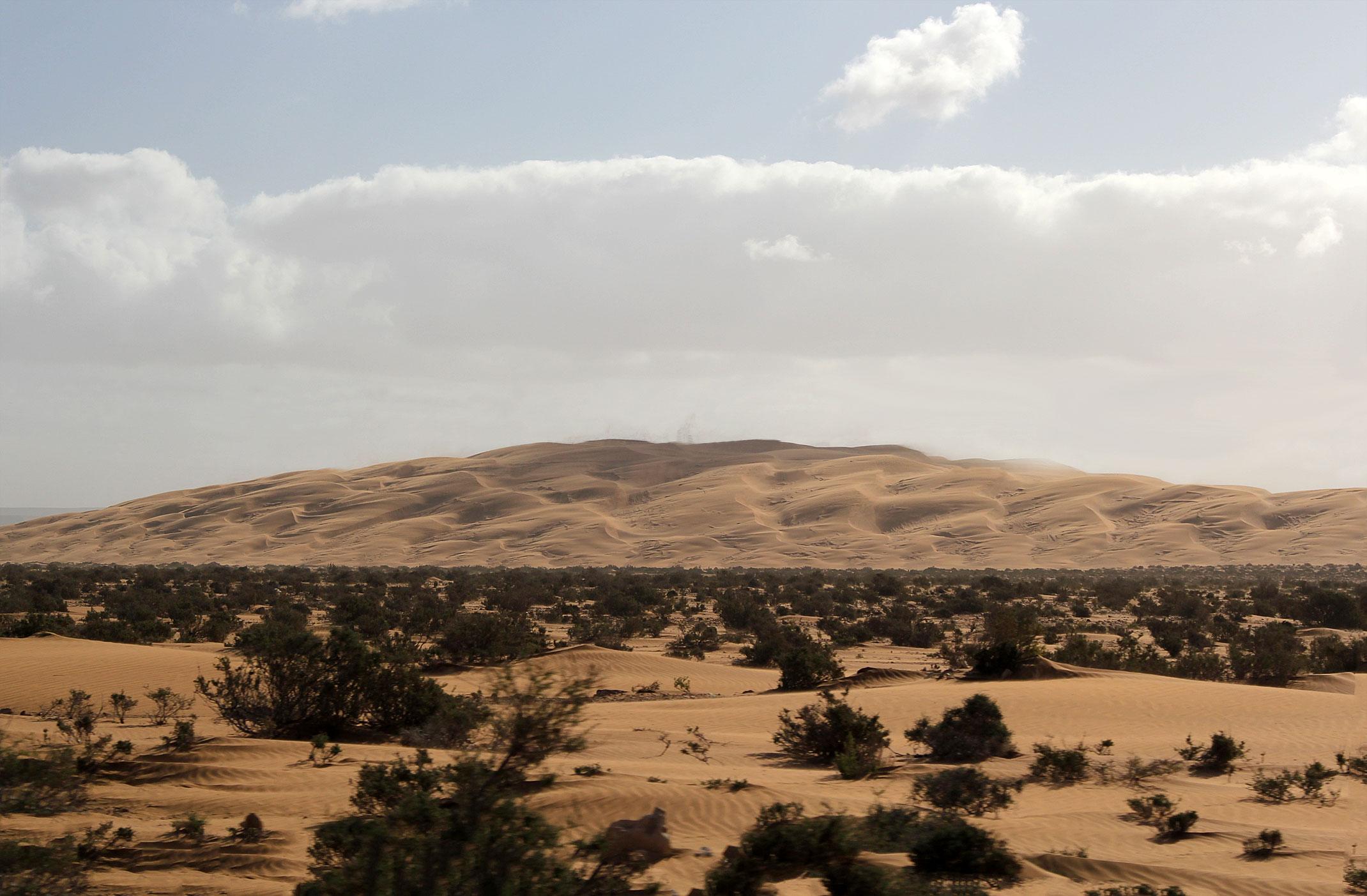 Maroko.Jak dojechać do Parku Narodowego Khenifiss