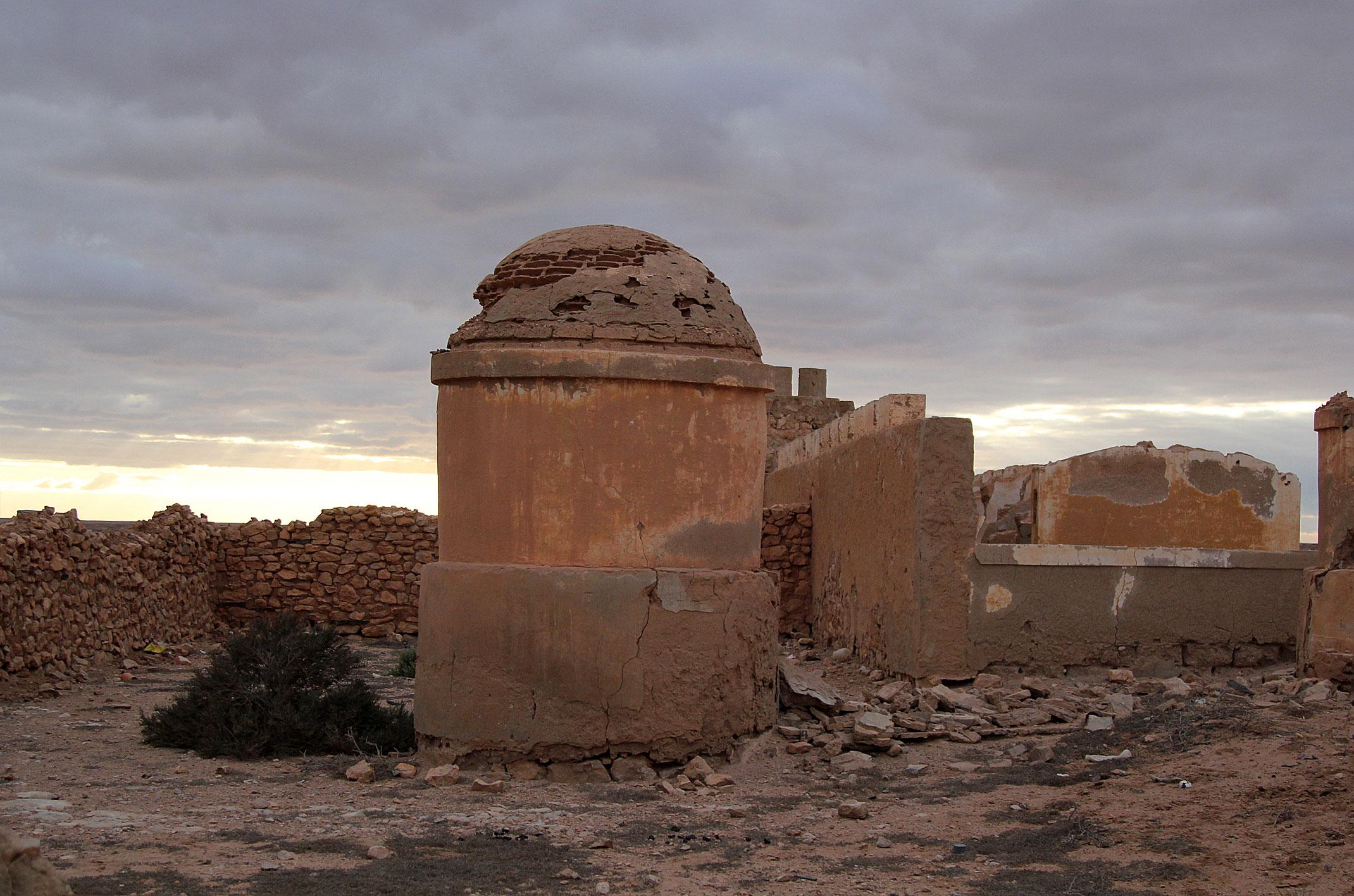 Edchera Fuerte Chacal