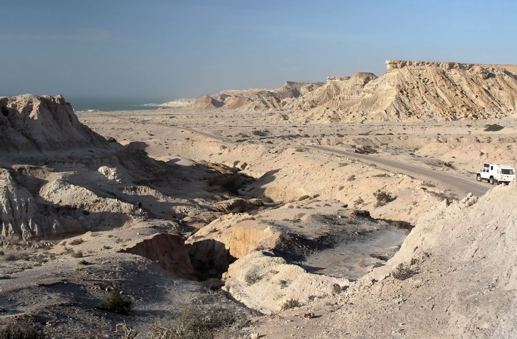 Village de Pêche Oued Kraa