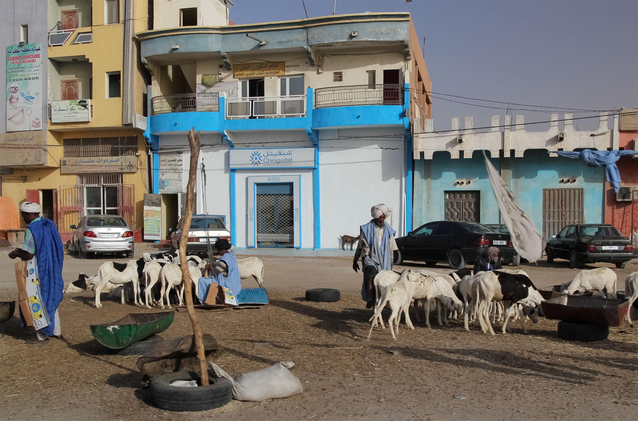 Mauretania. Nouakchott