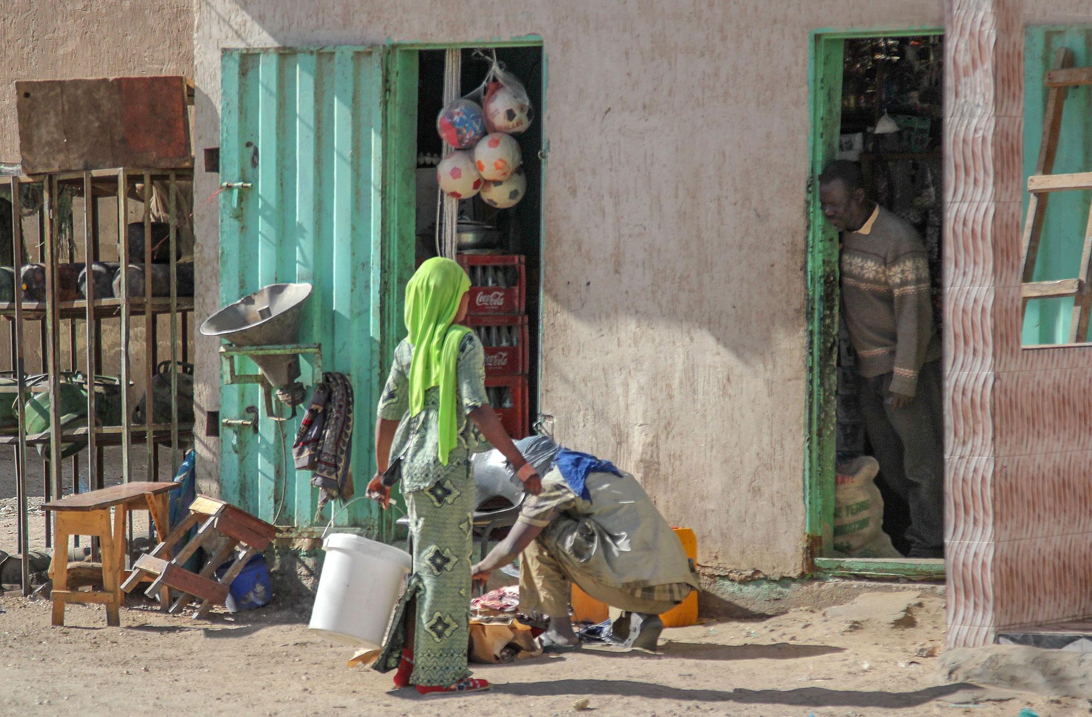 Mauretania.Nouakchott