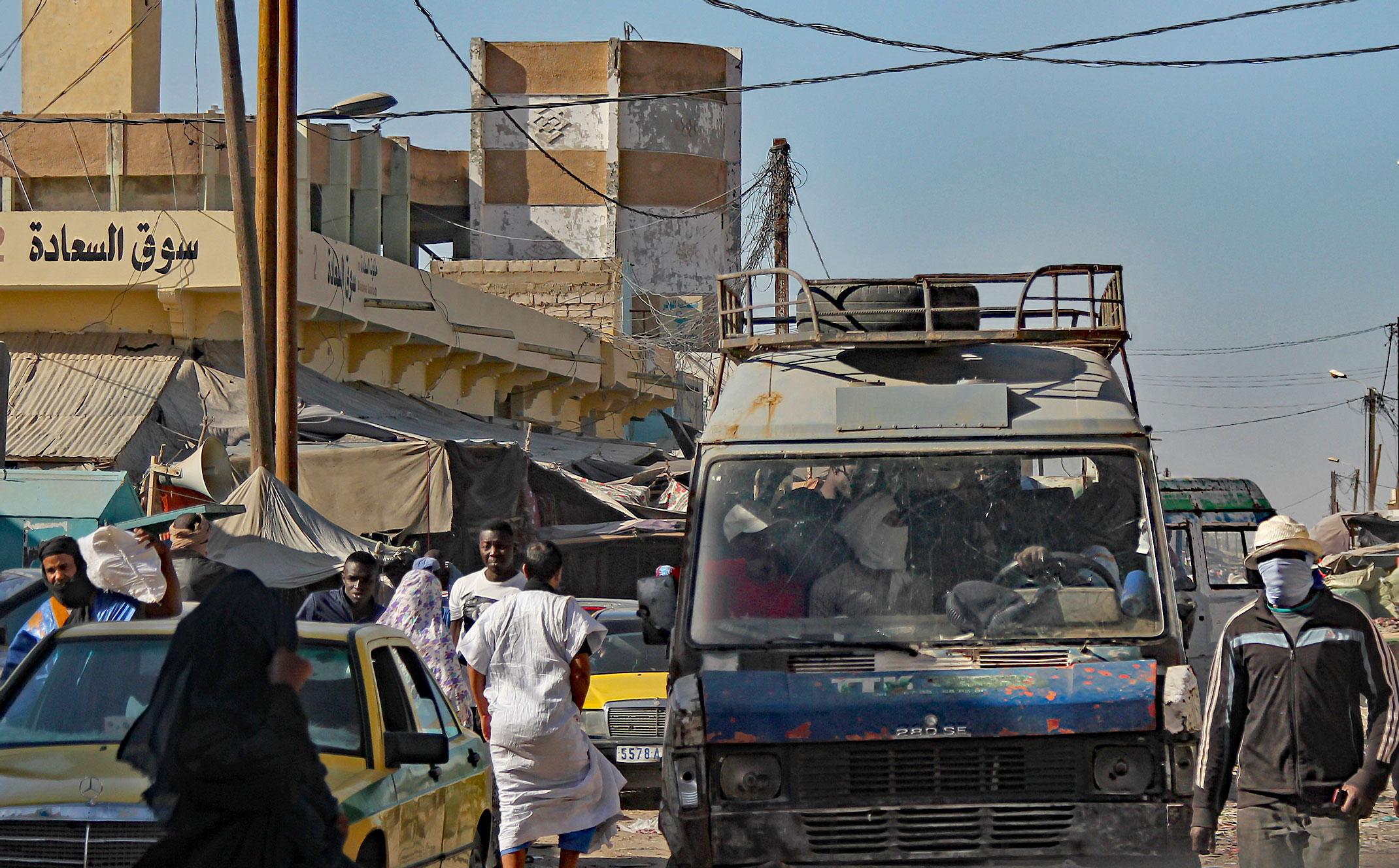 Mauretania.Nawakszut