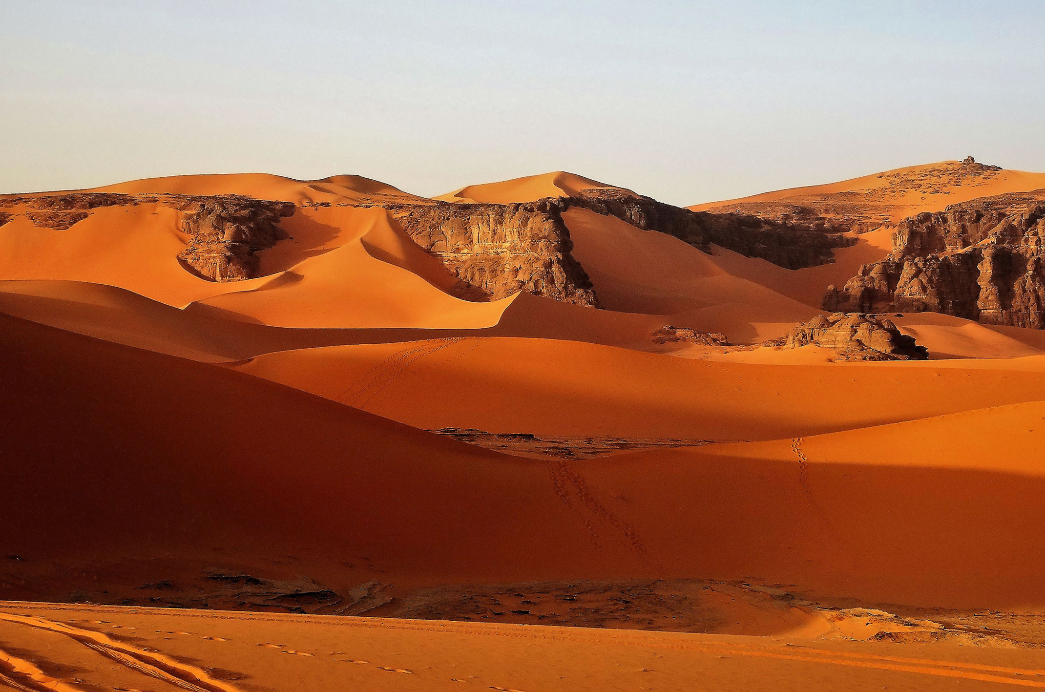 Algieria.Tin Merzouga