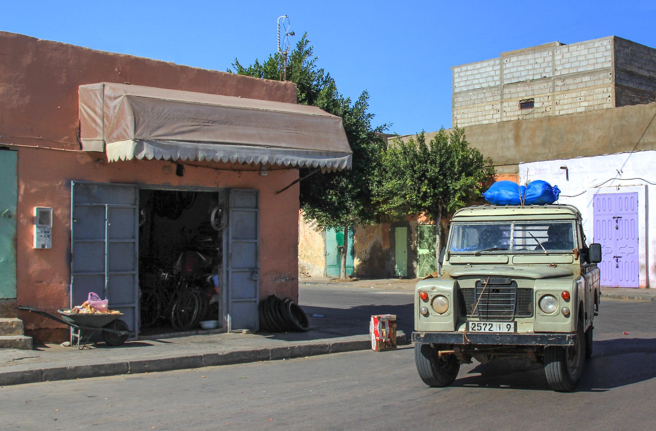 Laayoune,Maroko