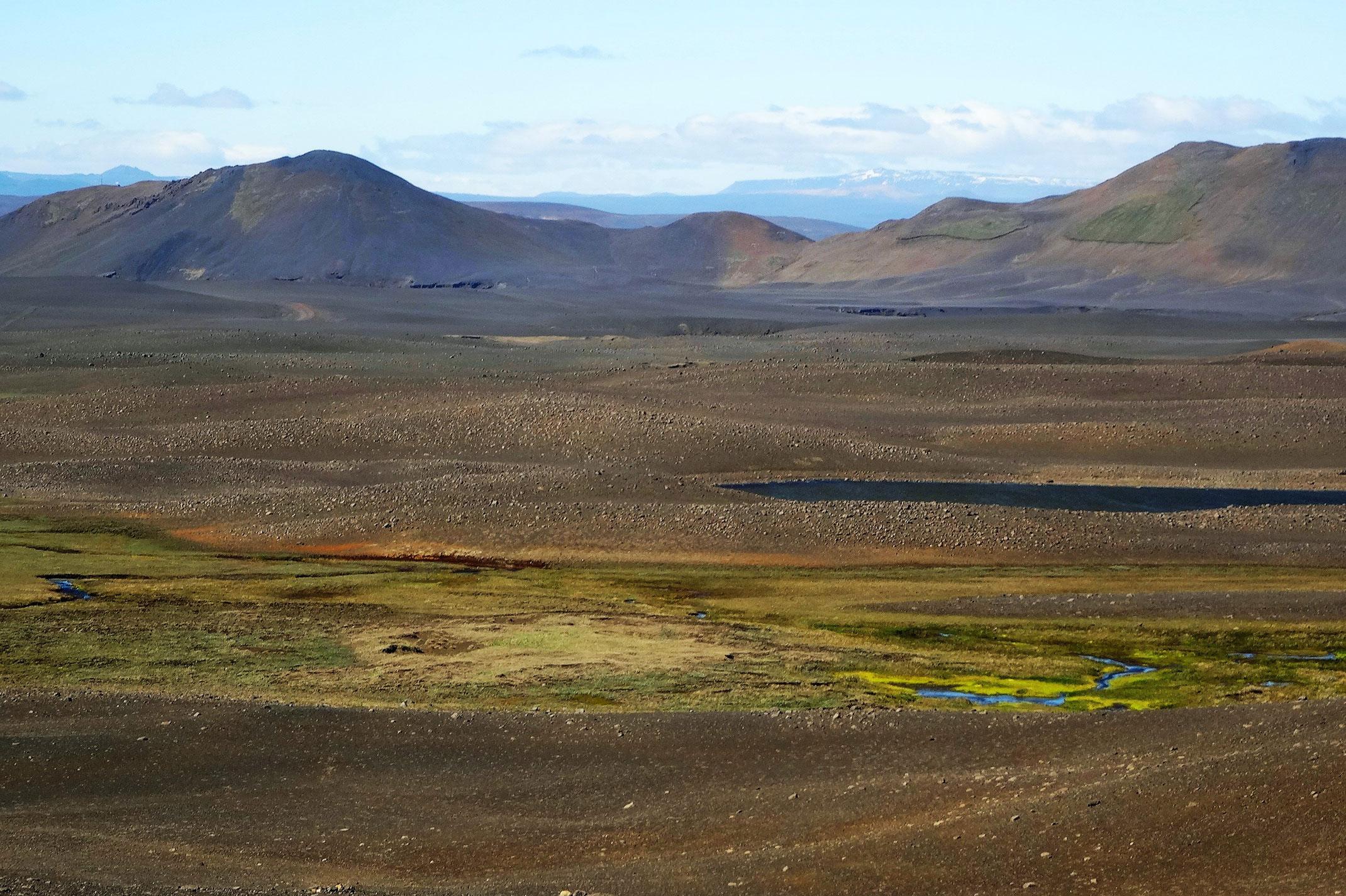 Pustynia Islandzka