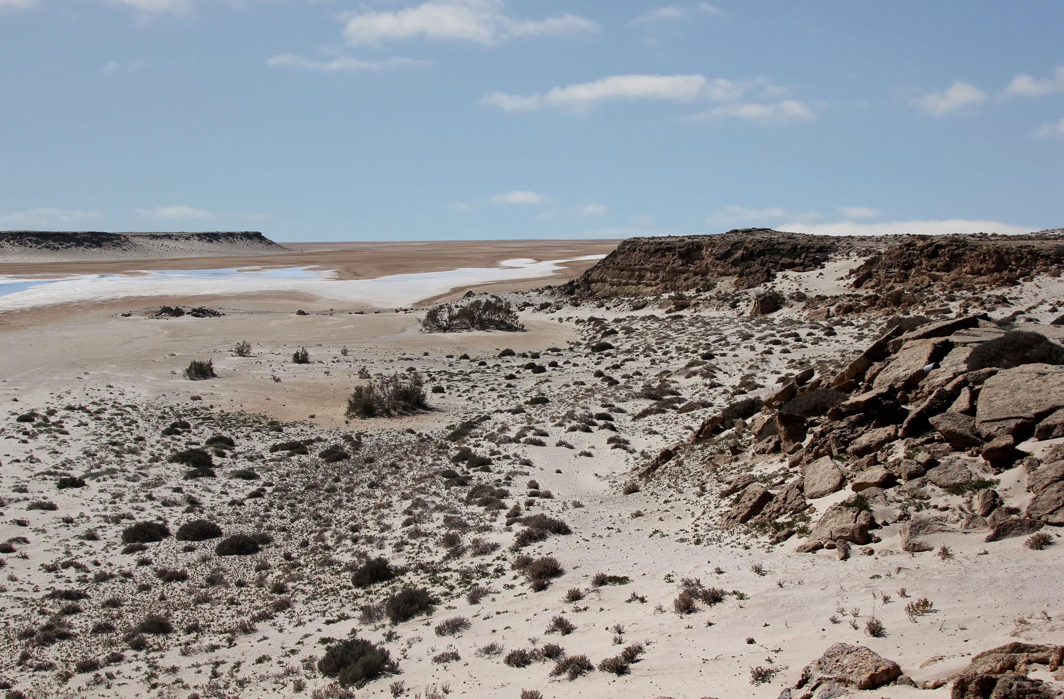 Maroko,Sahara Zachodnia,Zatoka Cintra