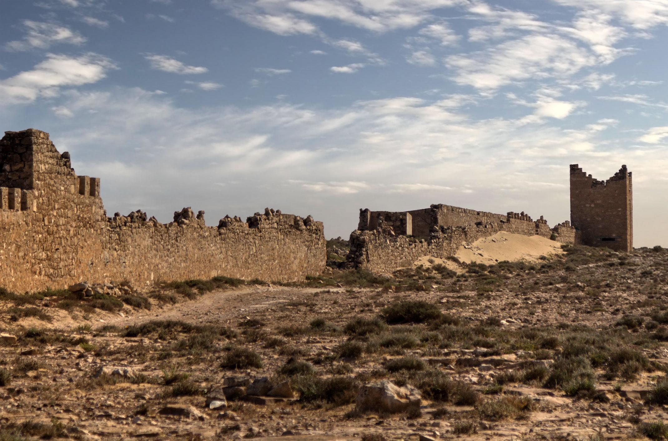 Maroco.Aoreora.Ruiny fortu