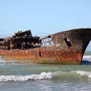 Wrak trawlera - Blog podróżniczy - PIES PUSTYNI