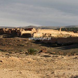 Fort Bou Jerif - Blog podróżniczy - PIES PUSTYNI