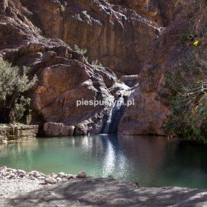 Les cascades de Tizgui - Blog podróżniczy - PIES PUSTYNI