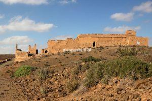 Stary fort Bou Jerif - Blog podróżniczy - PIES PUSTYNI