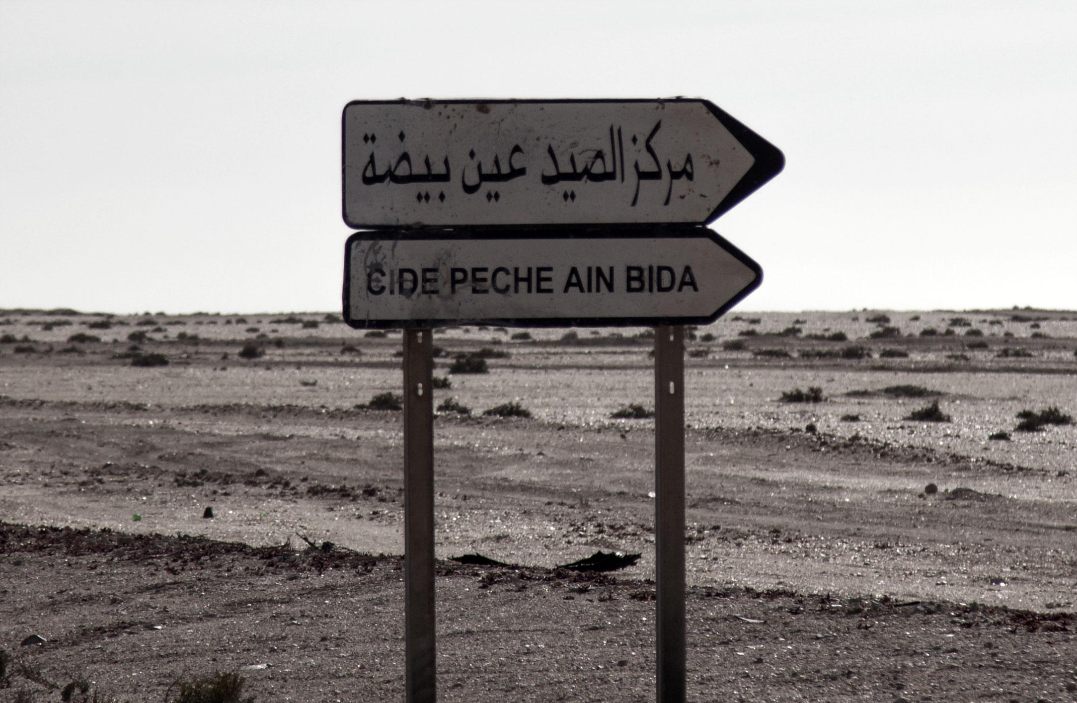 C.DE PECHE AIN BIDA