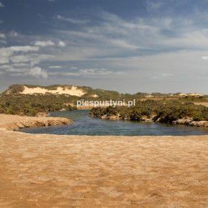 Sebkha Imlili - Blog podróżniczy - PIES PUSTYNI