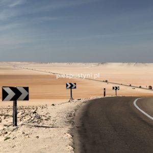 Droga do Dakhli - Blog podróżniczy - PIES PUSTYNI