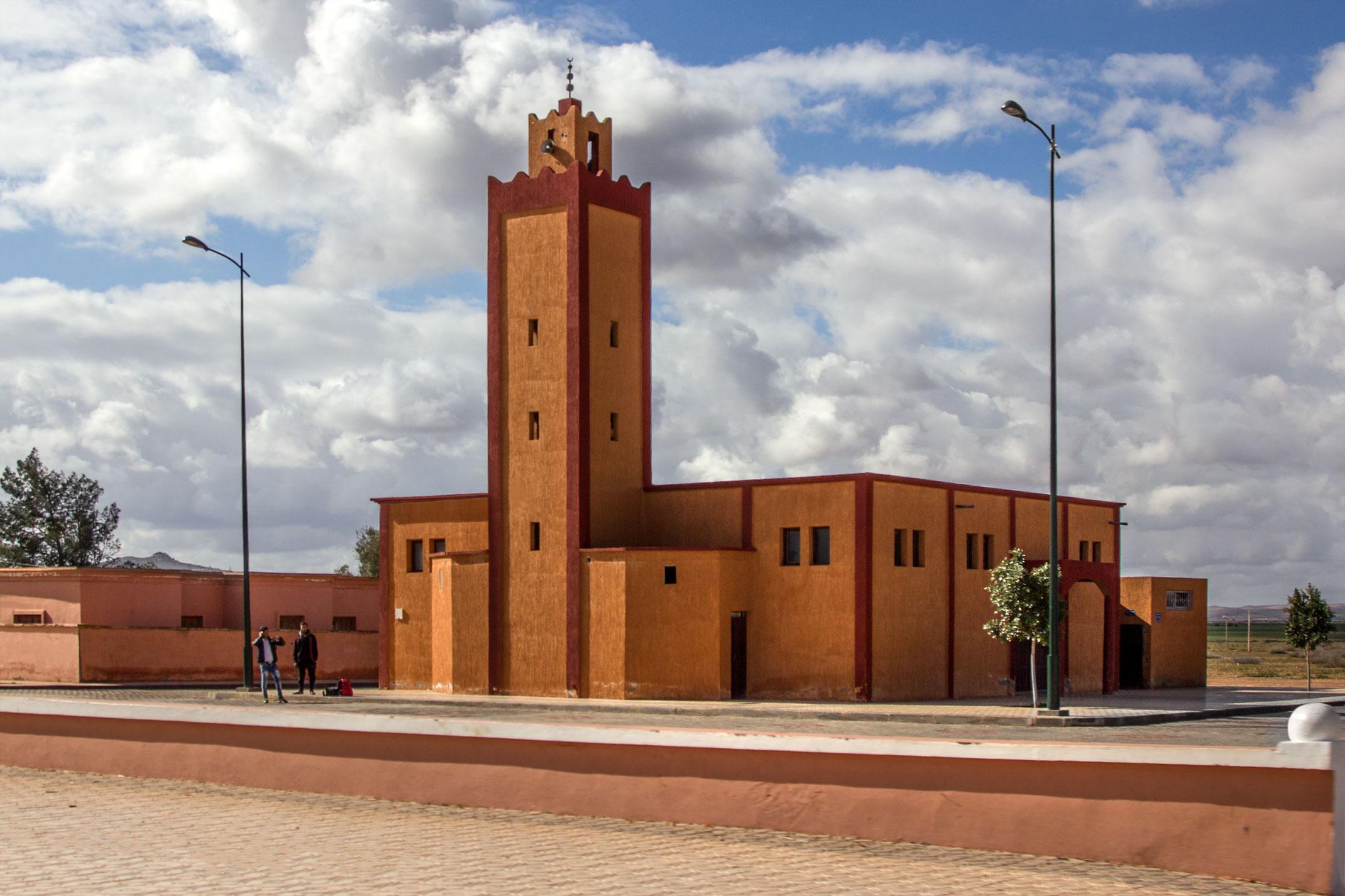 Maroko,meczet