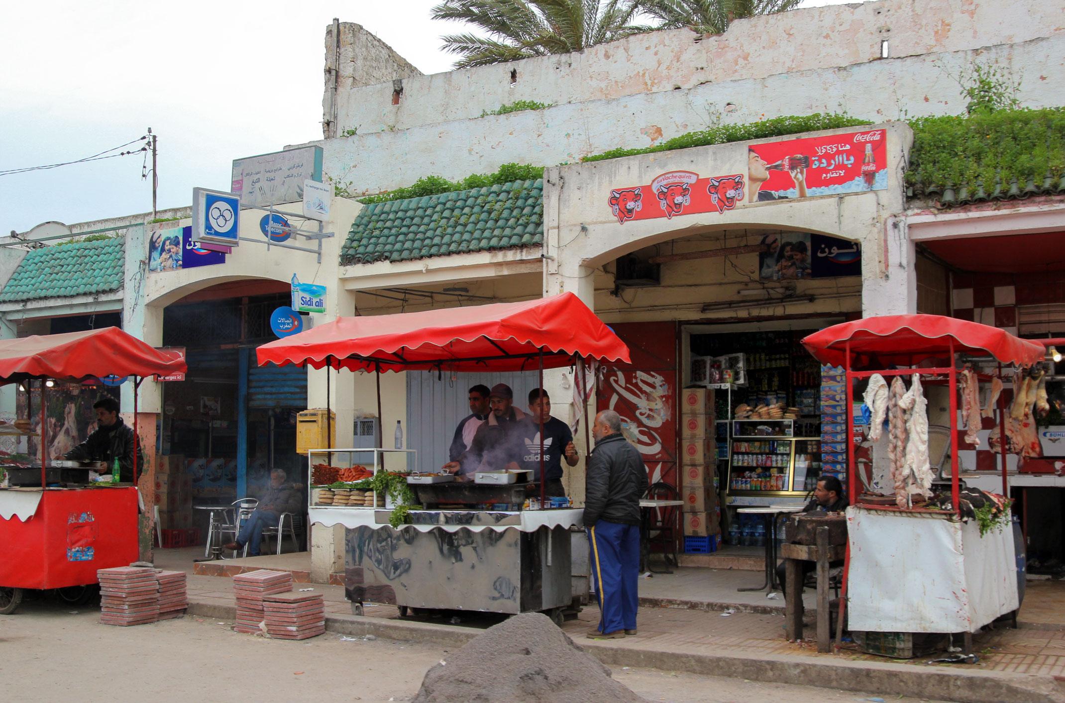 Maroko.Kulinaria