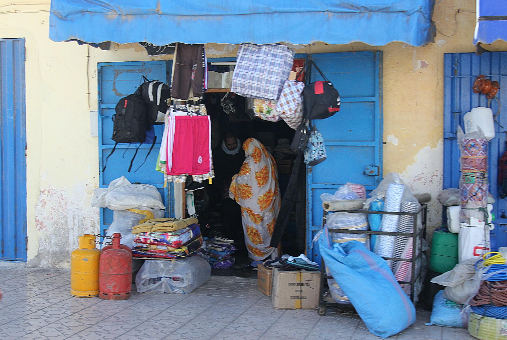Maroko.Tarfaya