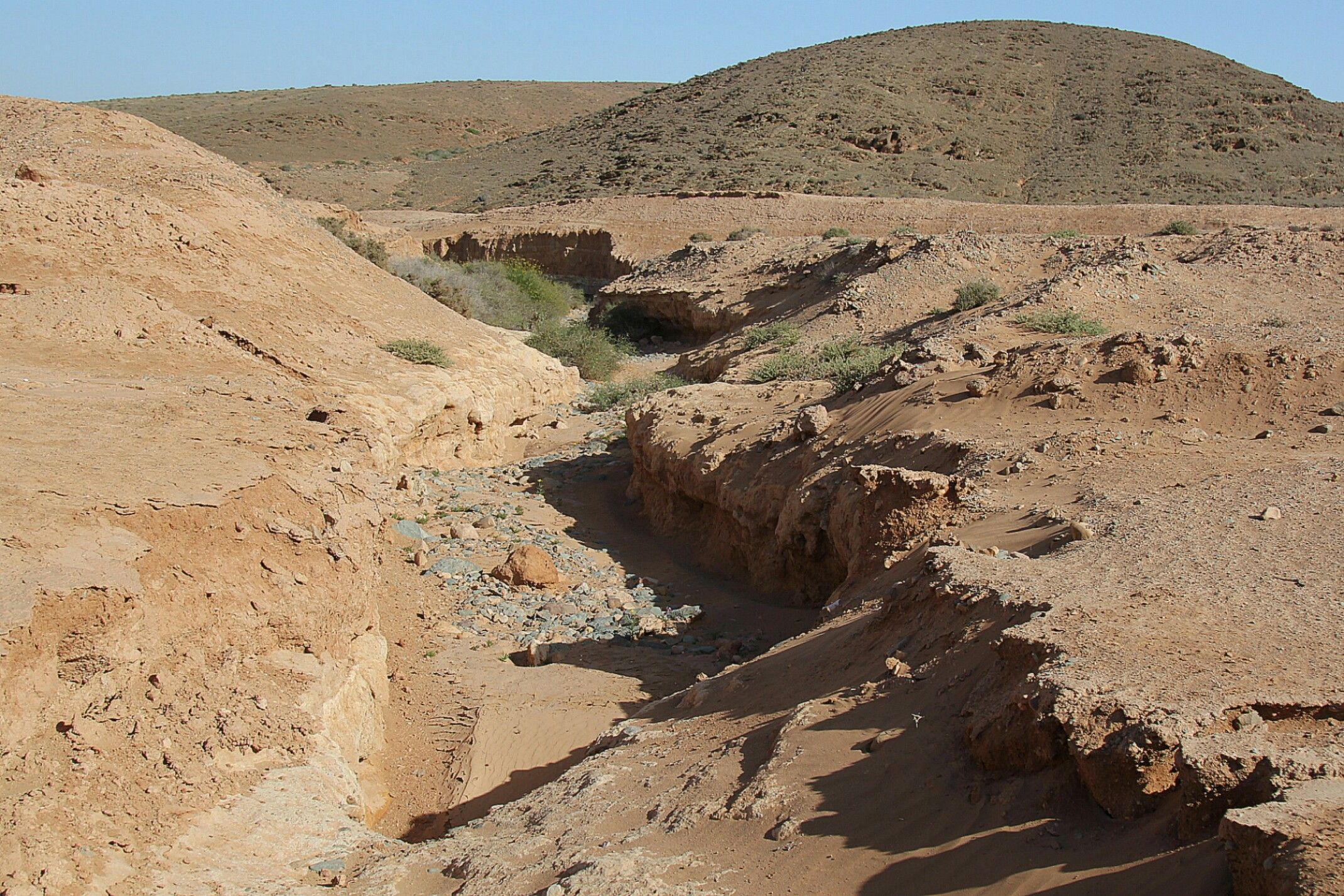 Maroko.Fort Aoreora.Dojazd.