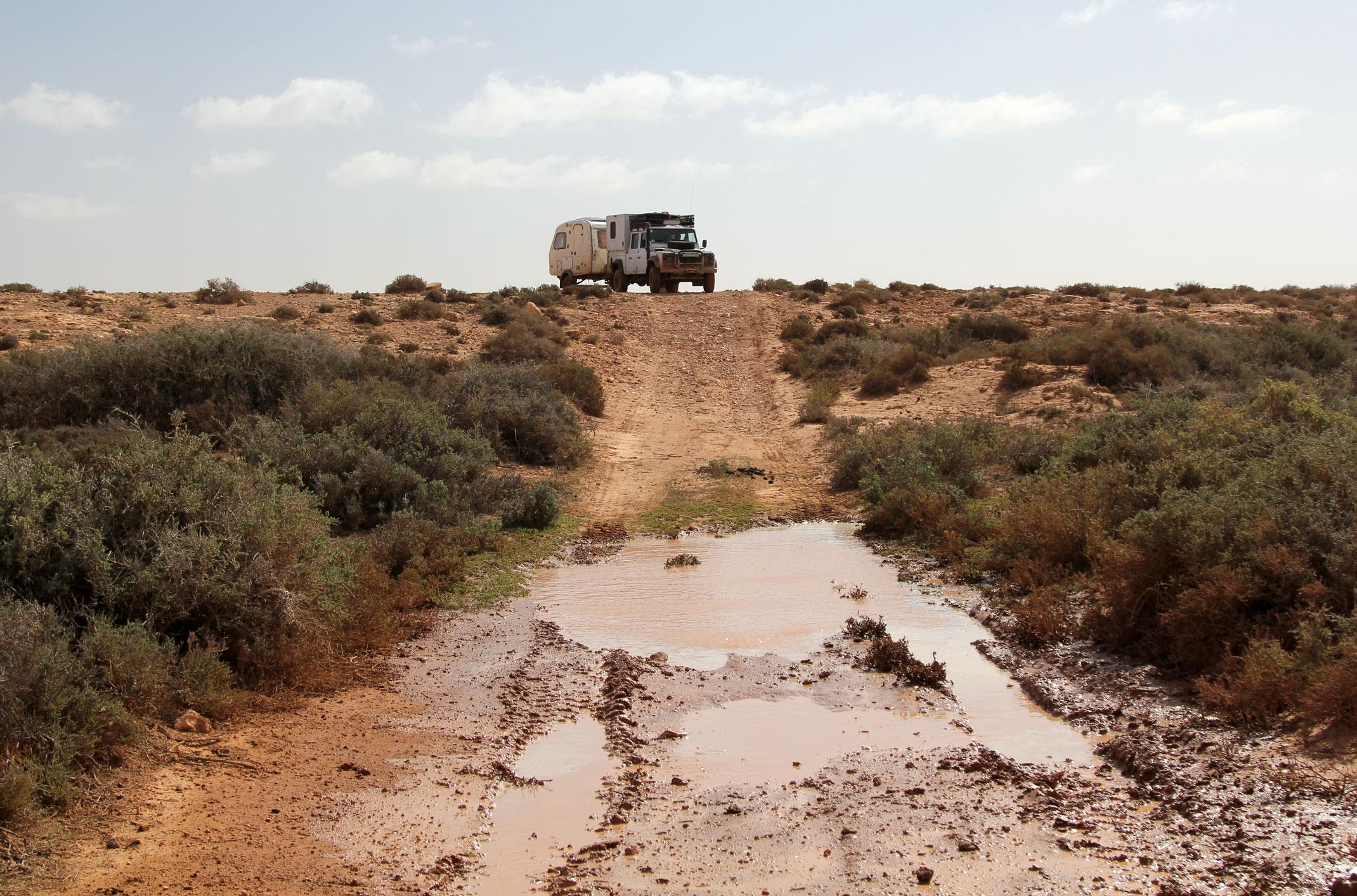 Maroko.Droga do Khaoui Naam