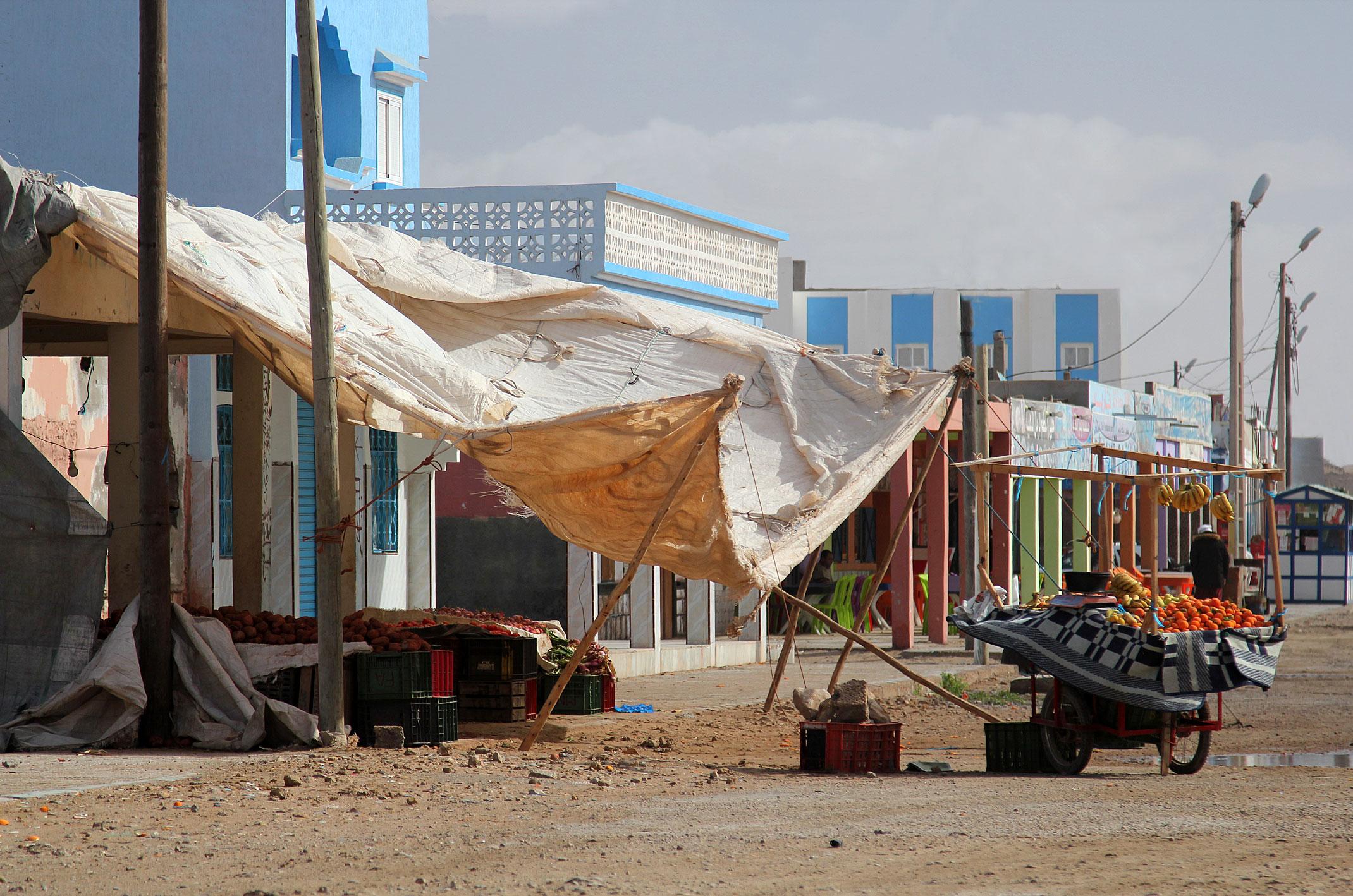 Maroko.Akfenir.Droga do Khaoui Naam