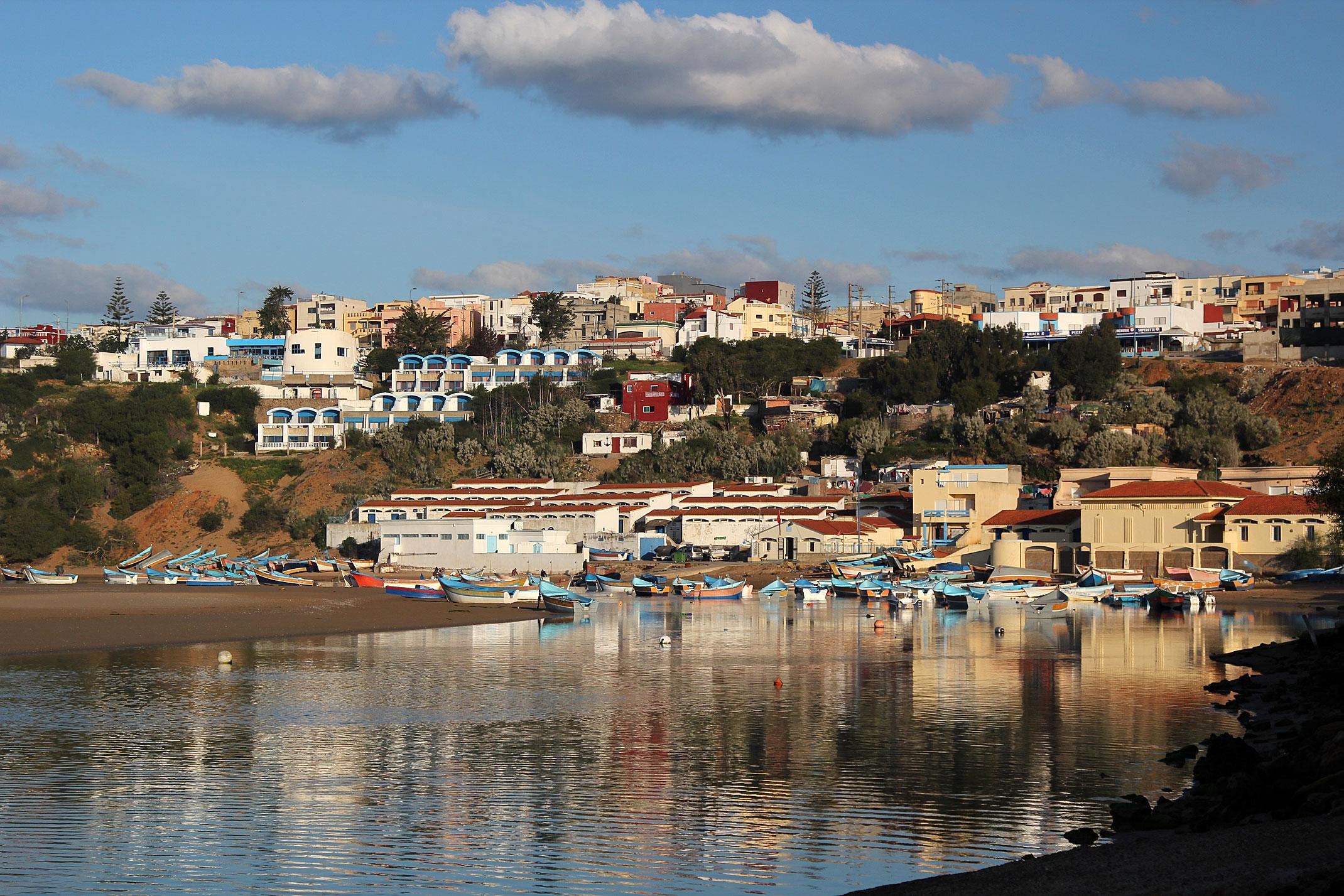 Maroko.Boulay Bousselham