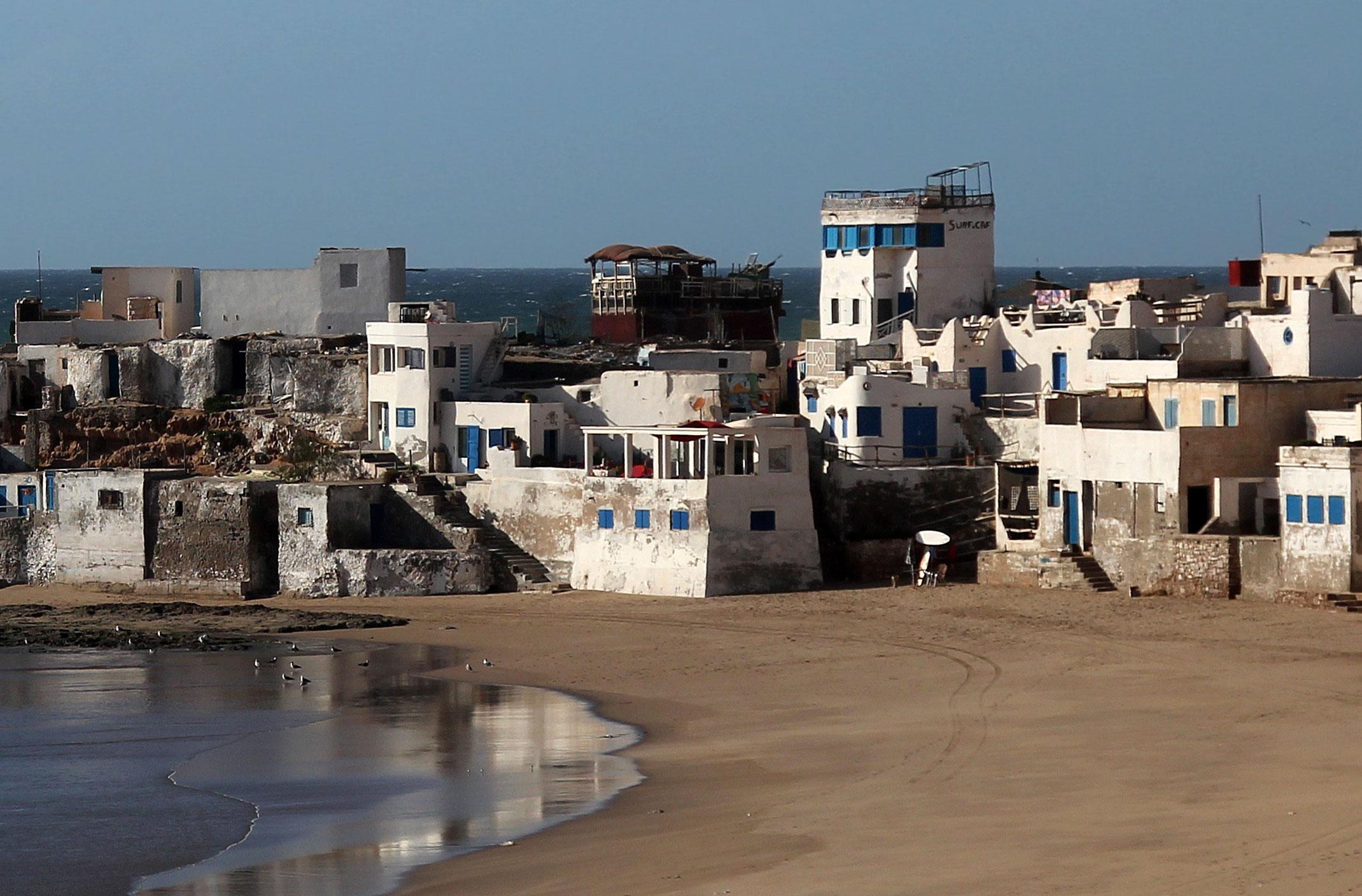 Maroko.Sidi Bibi