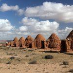 Maroko. Province de Tan-Tan, Guelmim-Es Semara.Abteh.Star Wars?