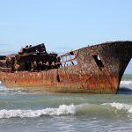 Wrak trawlera