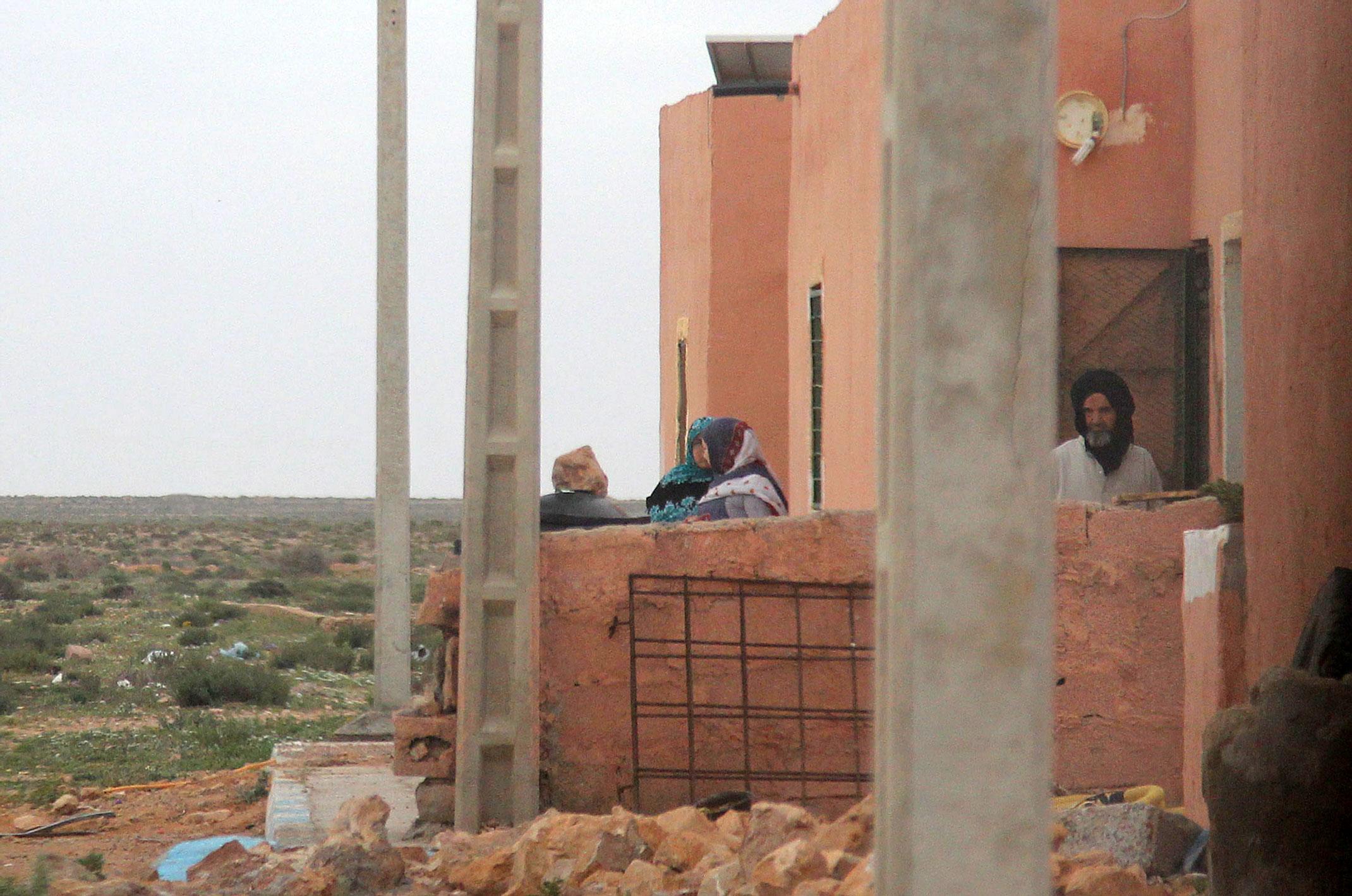 Maroko.El-Hagounia