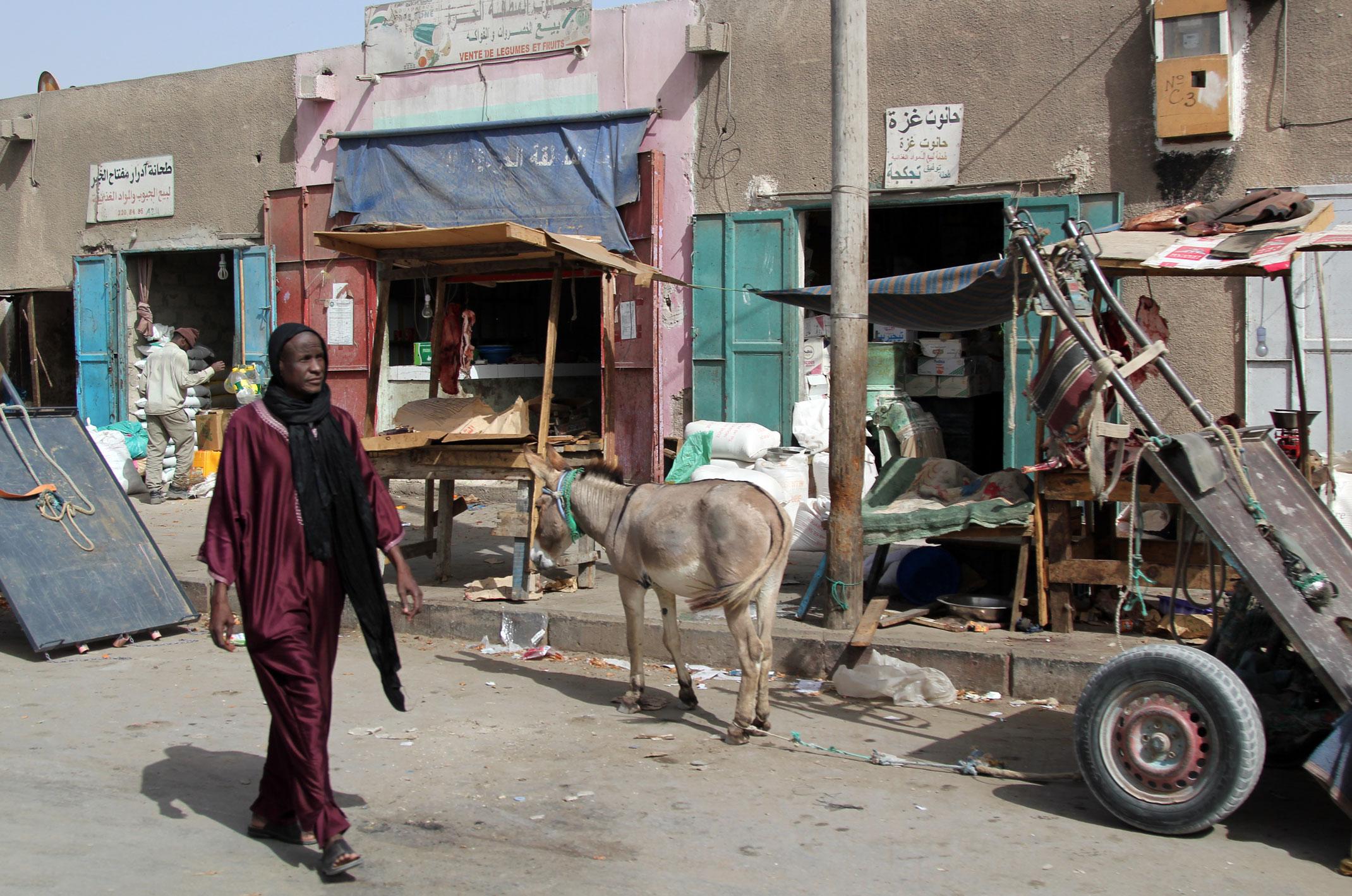 Ulice Mauretanii