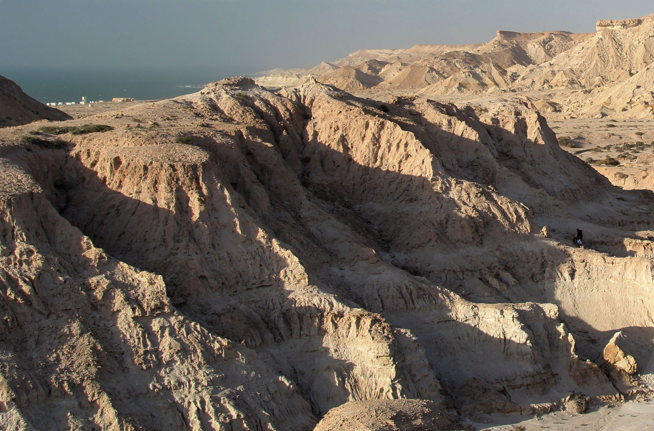 Maroko.Sahara Zachodnia.Oued Kraa