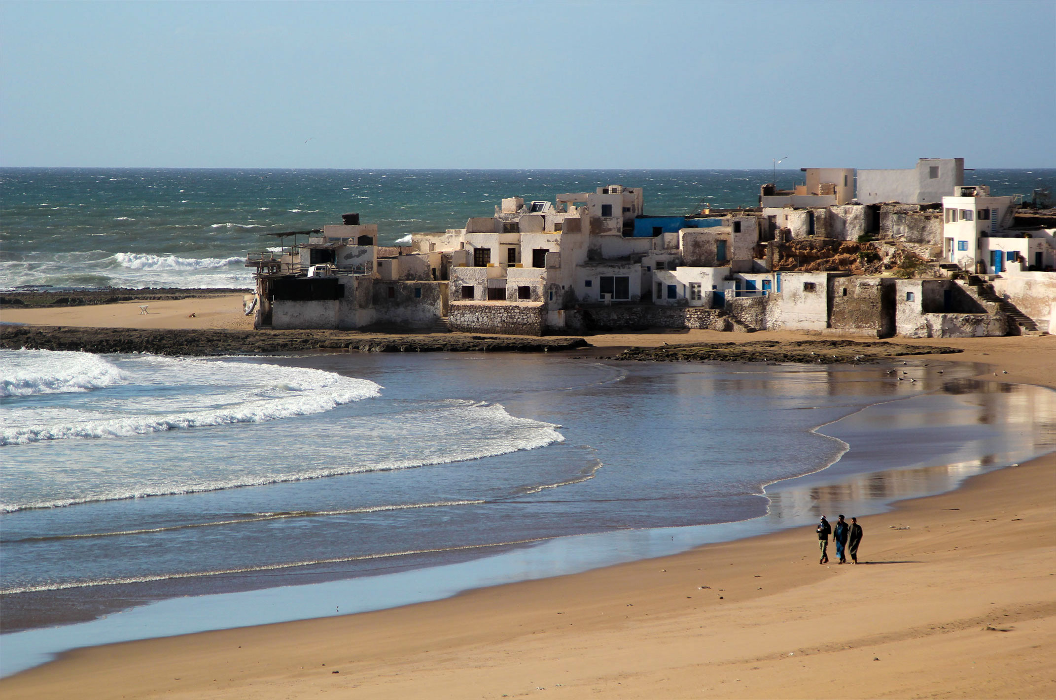 Tifnit Beach,Maroko