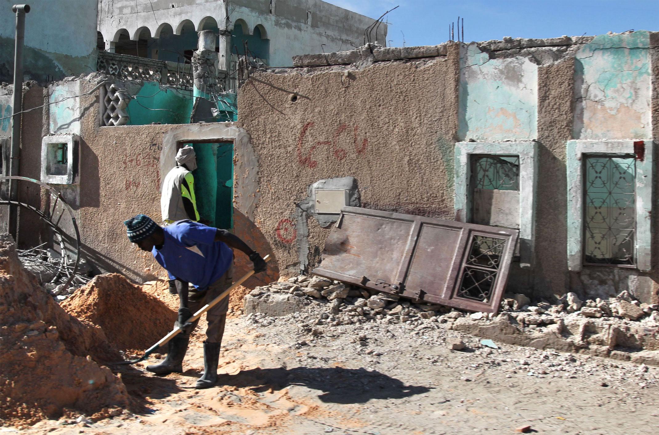 Mauretania. Home Wiadomości Nouakchott Nouakchott