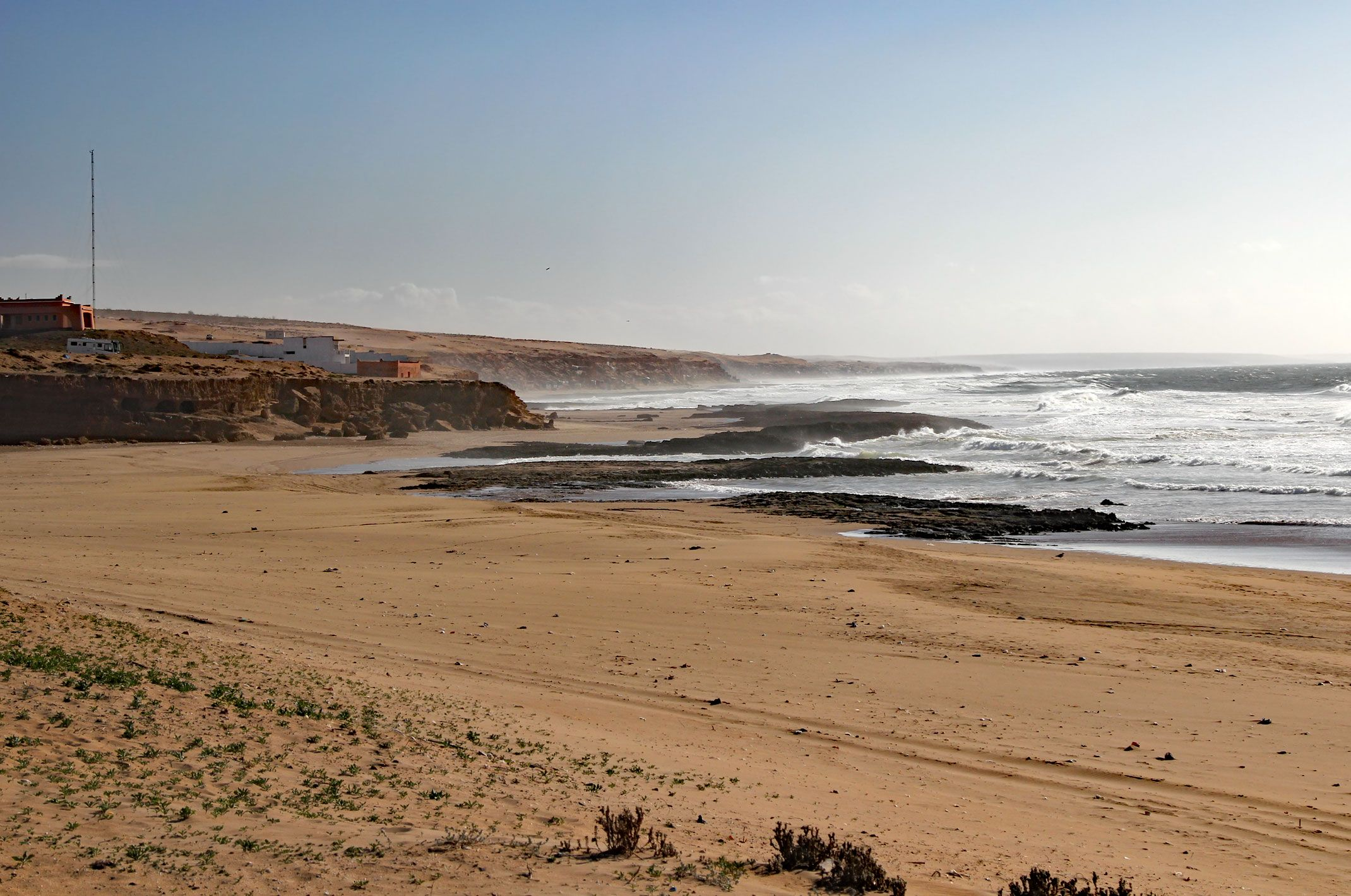 Tifnit Beach