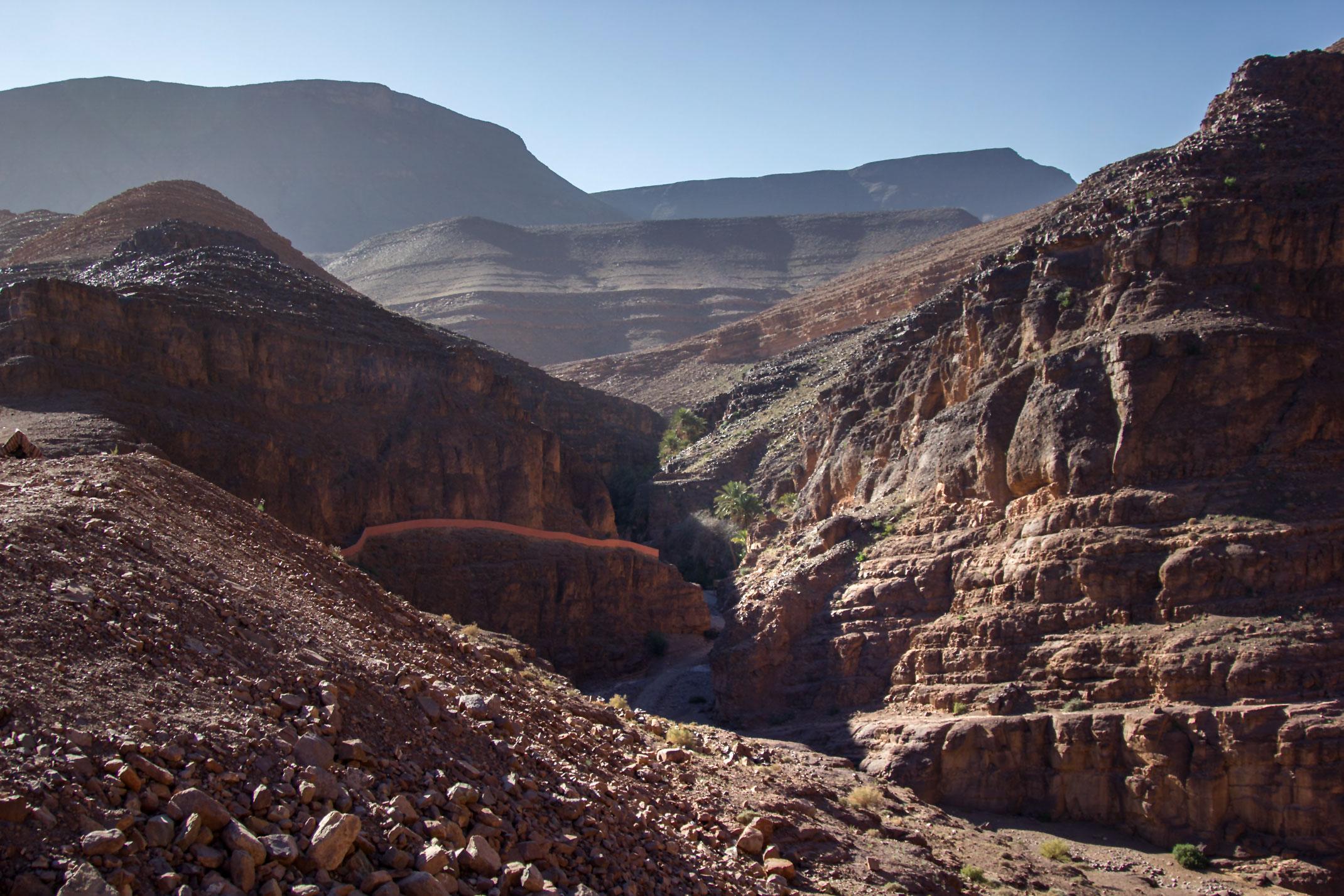 Les cascades de Tizgui