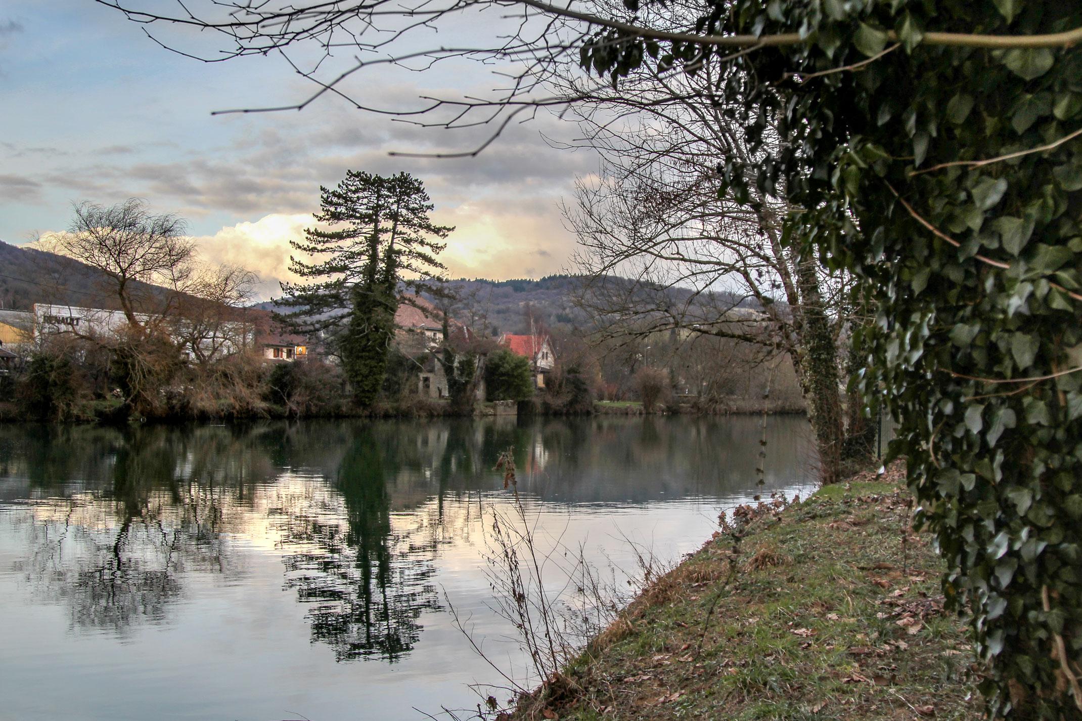 Burgundia-Franche-Comté / Quingey