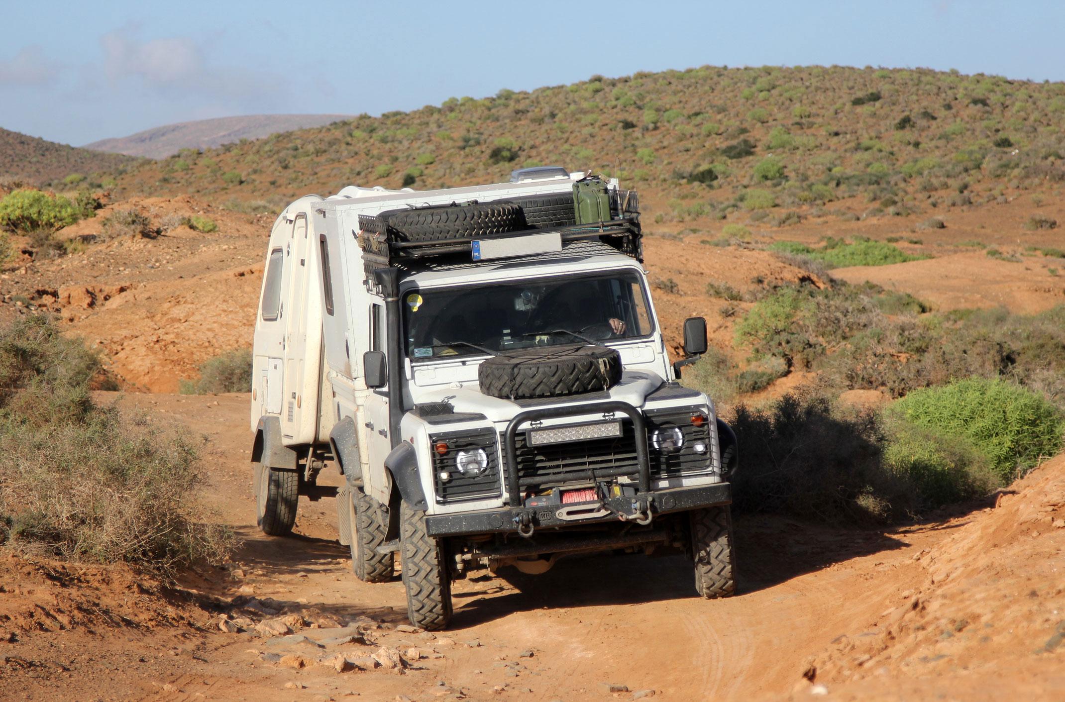 Szlak 4x4.Maroco,Fort Bou Jerif