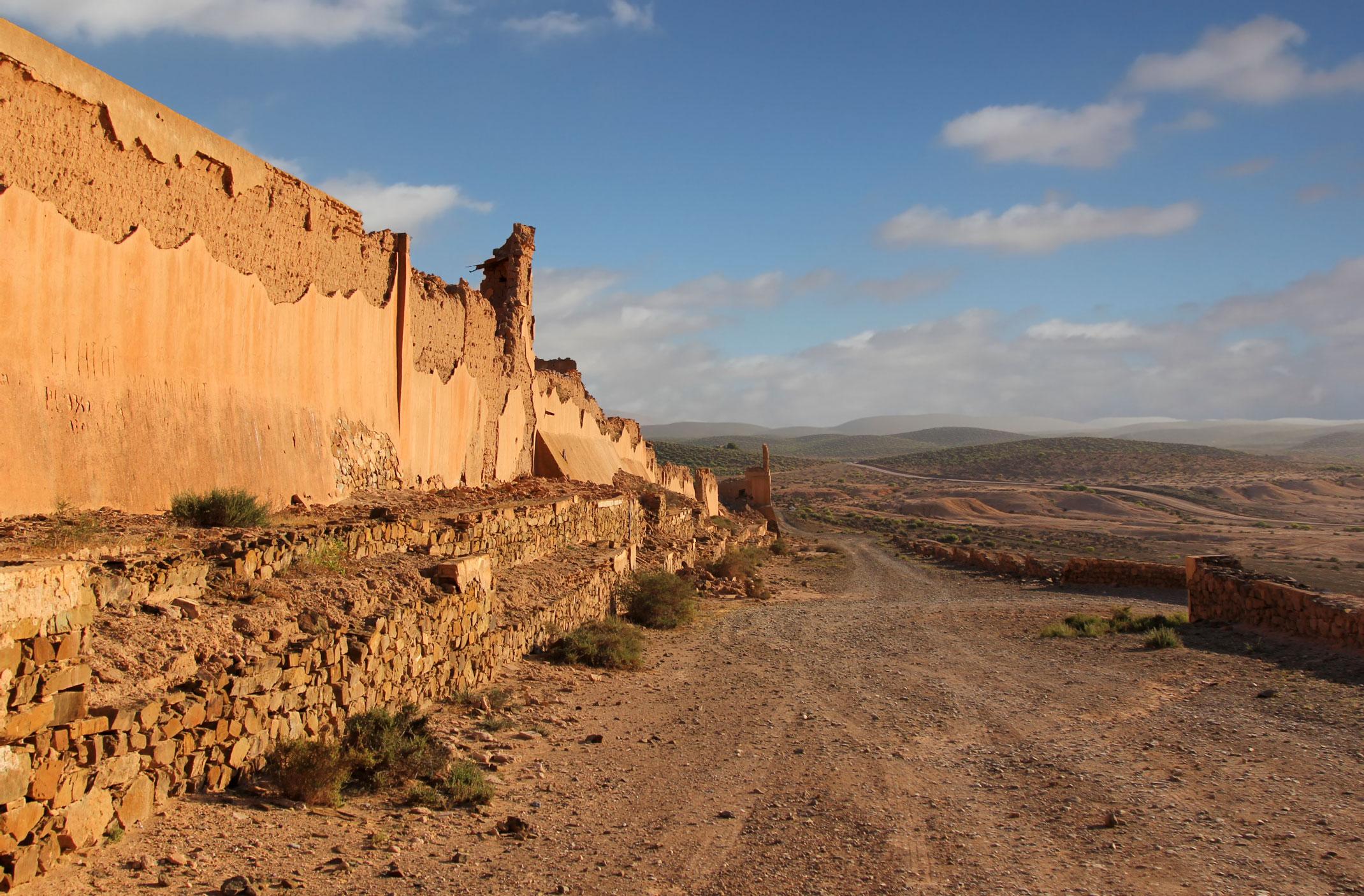 Ruiny Fortu Bou-Jerif