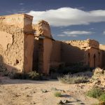 Fort Bou-Jerif,ruiny fortu