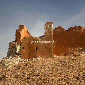 Ruiny Tafnidilt - Blog podróżniczy - PIES PUSTYNI
