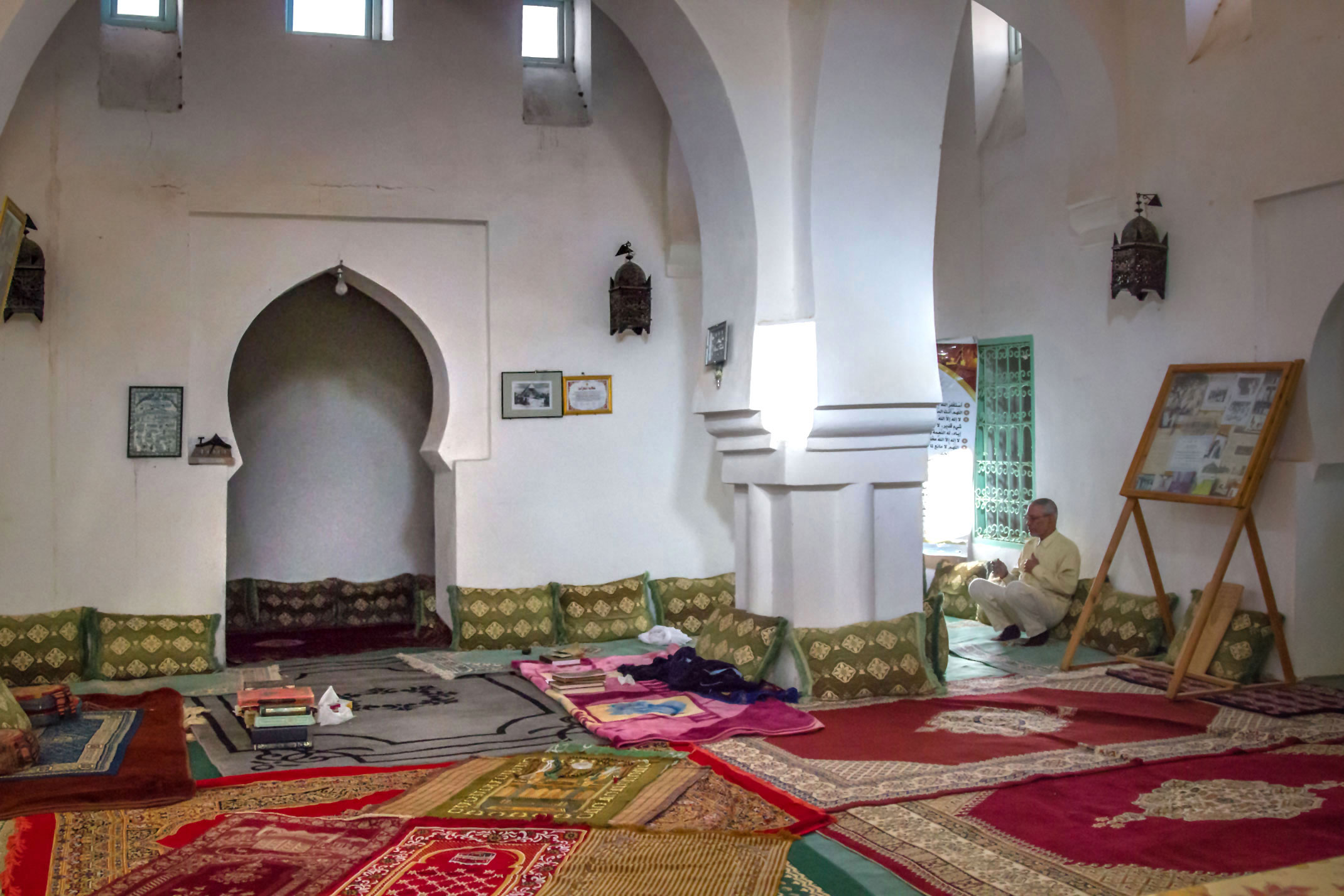 Zaouyya du Cheikh Maelainine